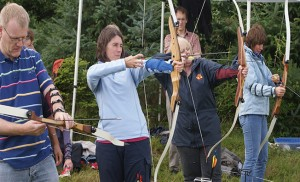 archery exeter devon