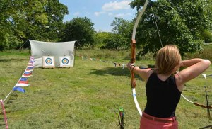 archery hire devon