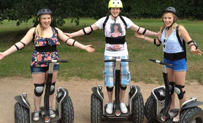 school segways exeter devon