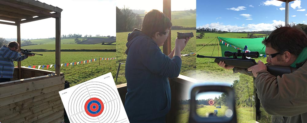 air rifles exeter devon