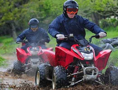Quad Biking exeter Devon corporate