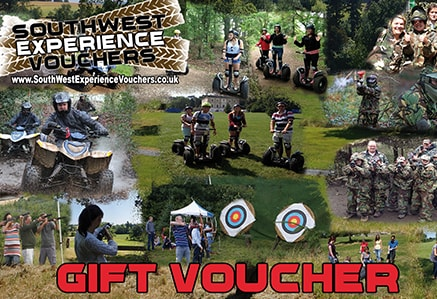 gift voucher exeter devon