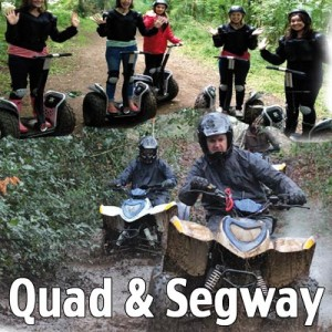 quad and segway voucher exeter