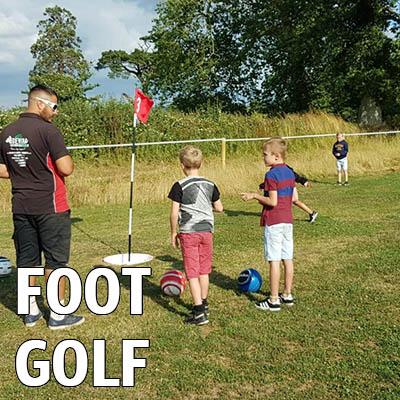 foot golf exeter devon
